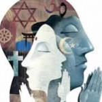 interfaith prayer hands